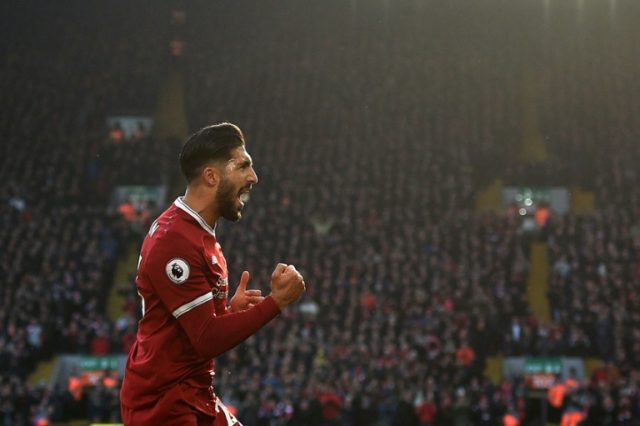 Liverpool's Emre Can has reportedly agreed terms with Juventus
