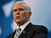 "US Vice President Mike Pence described a caravan of migrants preparing to claim asylum in America as ""victims"" of activists, smugglers and the media"