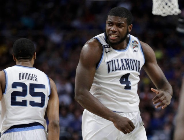 Near-perfect Paschall gives 'Nova another 3-point shooter