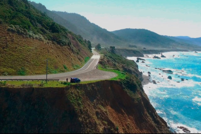 CHP: Deadly SUV cliff crash may have been intentional