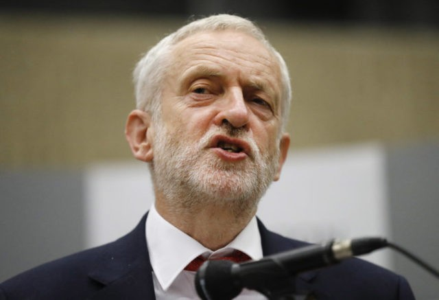 UK Labour leader is criticized for anti-Semitism in party