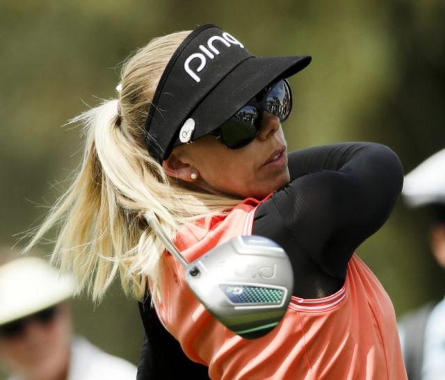 Pernilla Lindberg chasing first pro win at ANA Inspiration