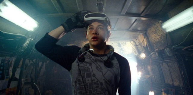 Spielberg's 'Ready Player One' tops holiday box office