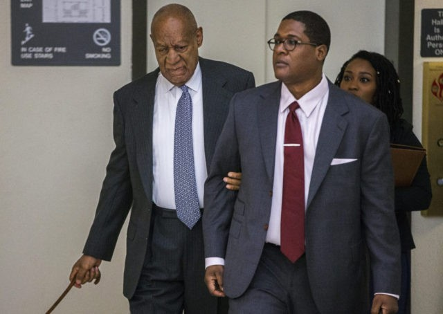 The Latest: 7 jurors picked in Cosby sexual assault retrial