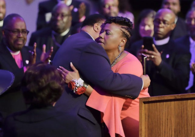 Rev Bernice King, Martin Luther King III