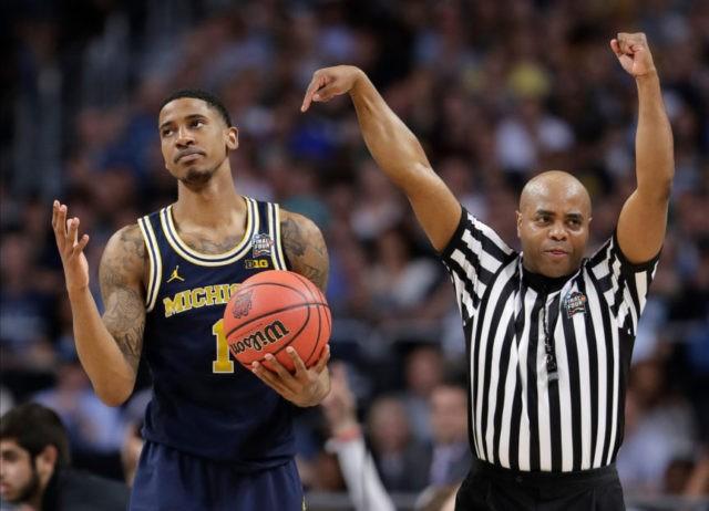 Michigan can't counter Villanova in rough title game defeat