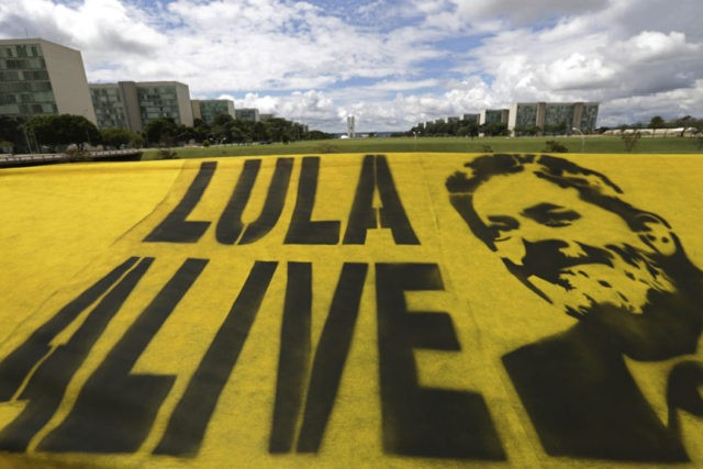 Tensions high in Brazil as top court to decide Lula's fate