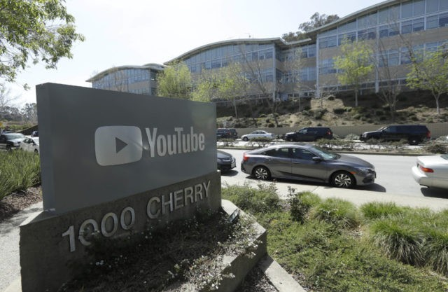 Latest: YouTube: Shooter opened fire in headquarters patio