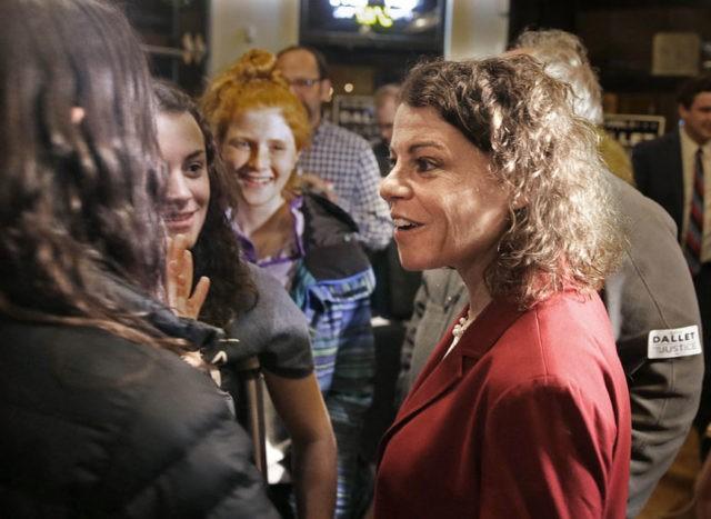 Republican Walker sounds alarm, Democrats see hope after win