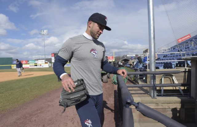 Tim Tebow makes Double-A debut with Binghamton Rumble Ponies