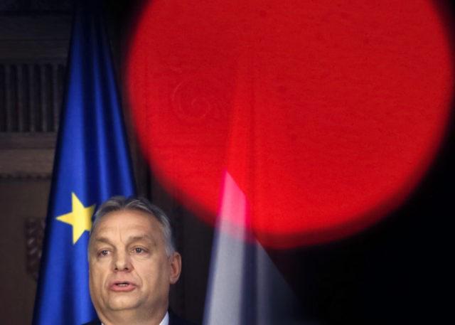 Hungary's Orban seeks re-election on anti-migrant platform