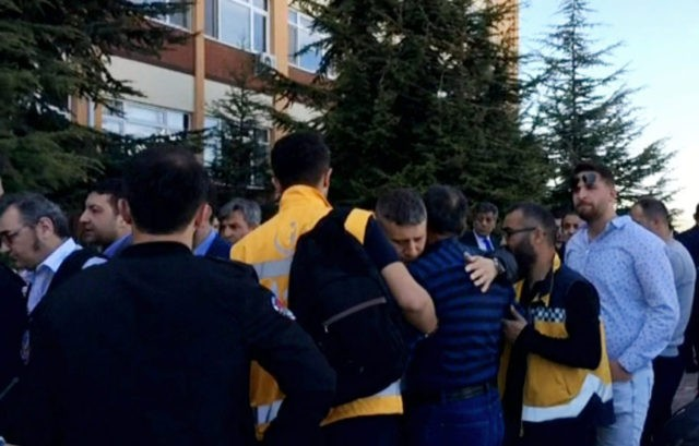 Turkey: 4 staff members killed in attack at university