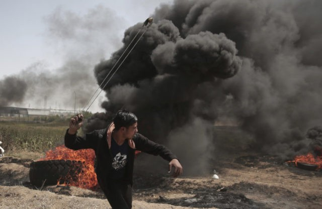 7 killed by Israeli fire, scores hurt in Gaza border protest