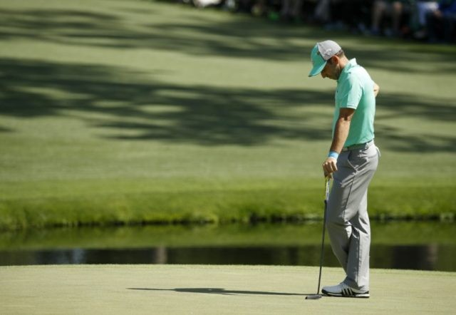 Golf fashion maven Hackel ranks the players at the Masters