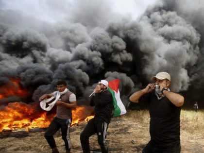 9 killed, scores wounded by Israeli fire in Gaza protest