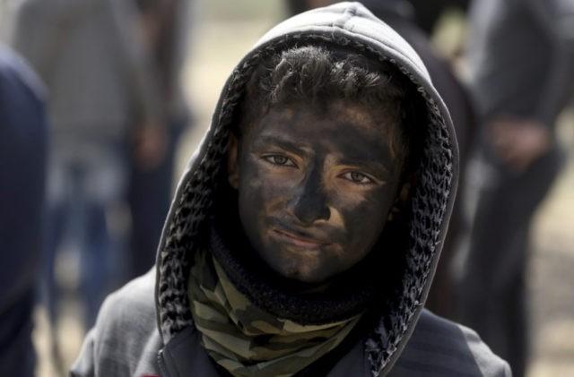 The Latest: UN chief urges maximum restraint in Gaza
