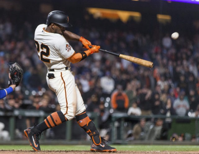 McClutch! McCutchen HR in 14th lifts Giants over Dodgers 7-5