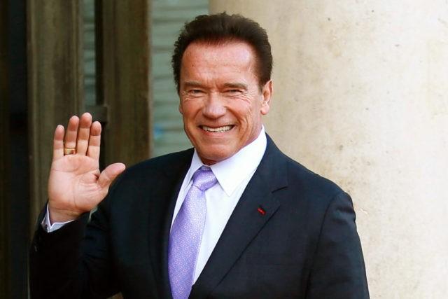 Arnold Schwarzenegger out of hospital after heart procedure