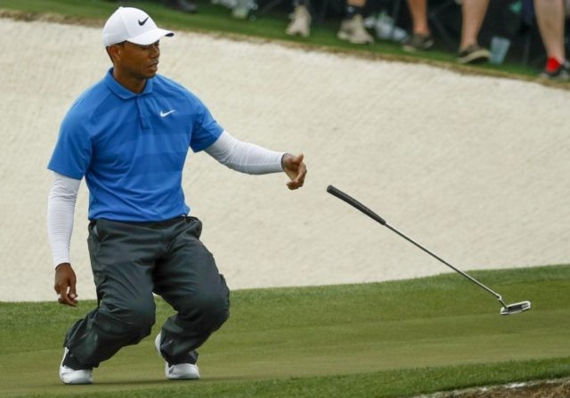 A good round for Woods at this Masters is even par
