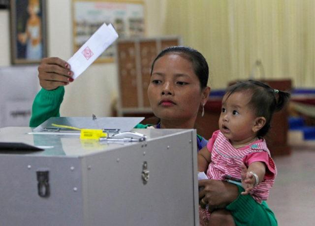 Cambodian election body warns against poll boycott calls