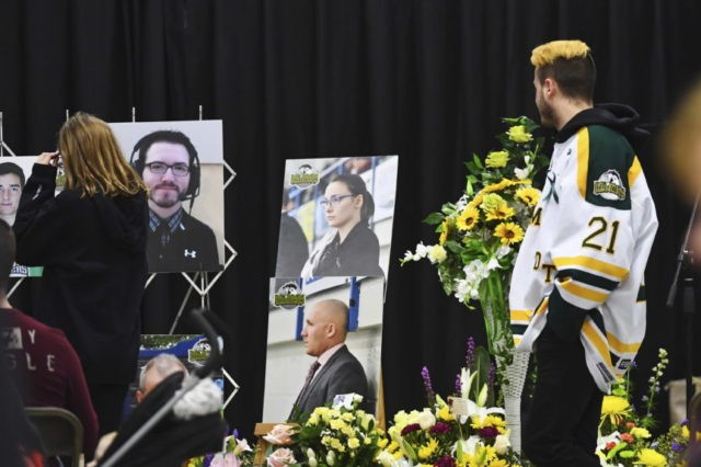 Canada town gets new shock with dead player misidentified