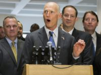 Joe Negron, Rick Scott, Richard Corcoran