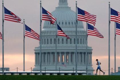 GOP Republicans return to work with Trump wish list in mind