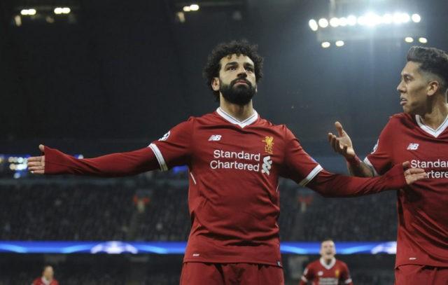 Liverpool beats Man City 2-1, into Champions League semis