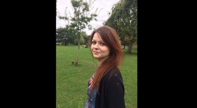 Yulia Skripal, poisoned daughter of ex-spy, out of hospital