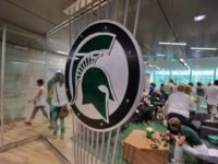 Lawsuit accuses 3 ex-Michigan St. basketball players of rape