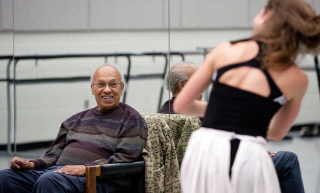Pioneering black choreographer, director Donald McKayle dies