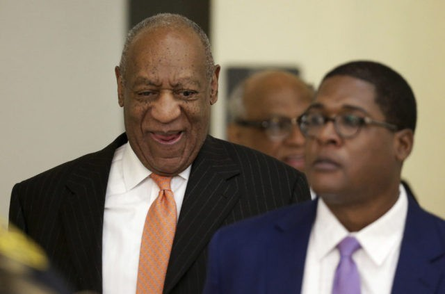 The Latest: Additional accuser takes stand at Cosby retrial
