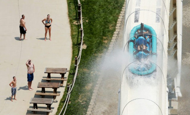 Murder charges could hinder water park's debt repayment