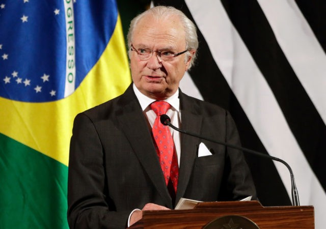 Swedish king: Nobel trouble can be 'seriously damaging'