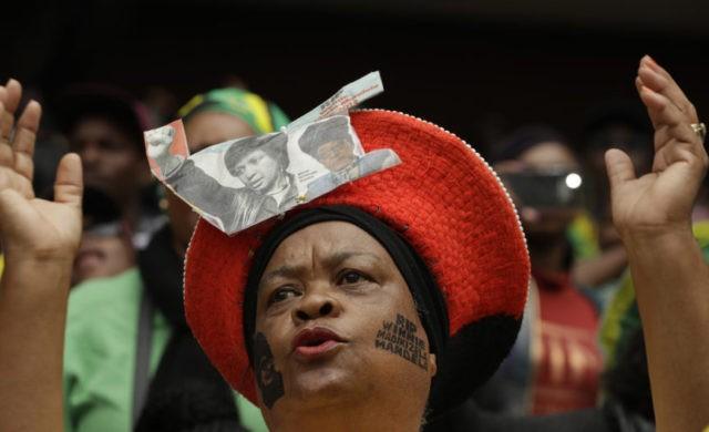 Thousands gather for memorial for Winnie Madikizela-Mandela