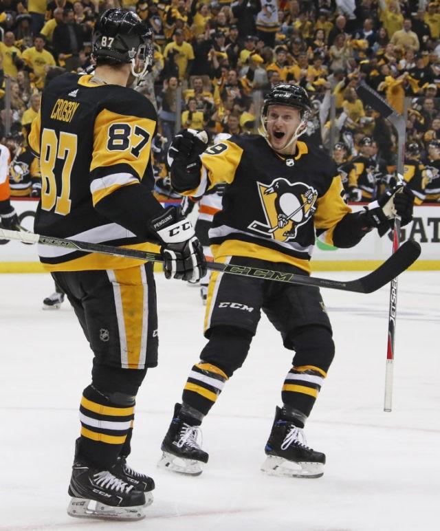 Sidney Crosby, Jake Guentzel