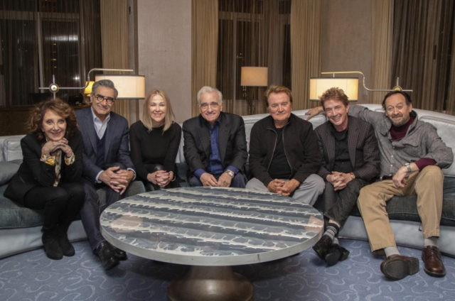 Martin Scorsese to direct comedy special on SCTV for Netflix