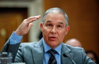 EPA's Pruitt Declares End to Obama's 'War on Coal'