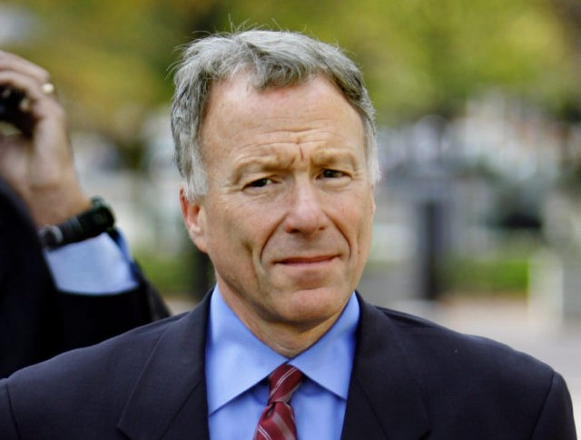 "In this Nov. 16, 2005 file photo, I. Lewis ""Scooter"" Libby, Vice President Dick Cheney's former chief of staff, walks to the U.S. District Court in Washington. President Donald Trump plans to pardon I. Lewis ""Scooter"" Libby, a former top aide to Vice President Dick Cheney, according to a person …"