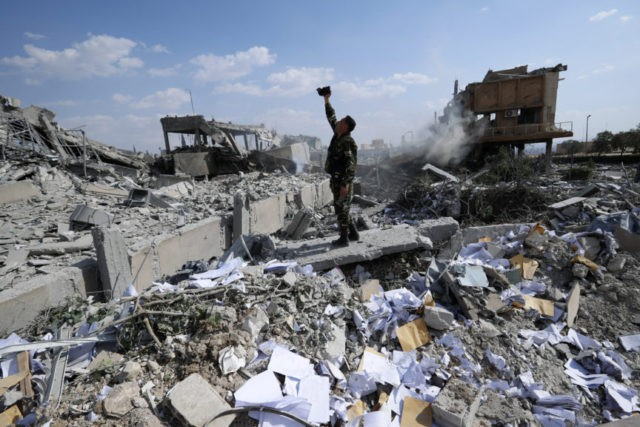 Western airstrikes unlikely to impact Assad's war machine