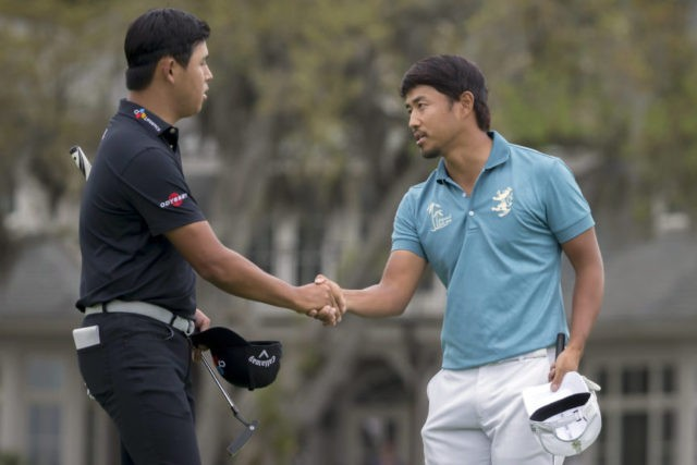 Kodaira rallies to win 3-hole playoff at RBC Heritage