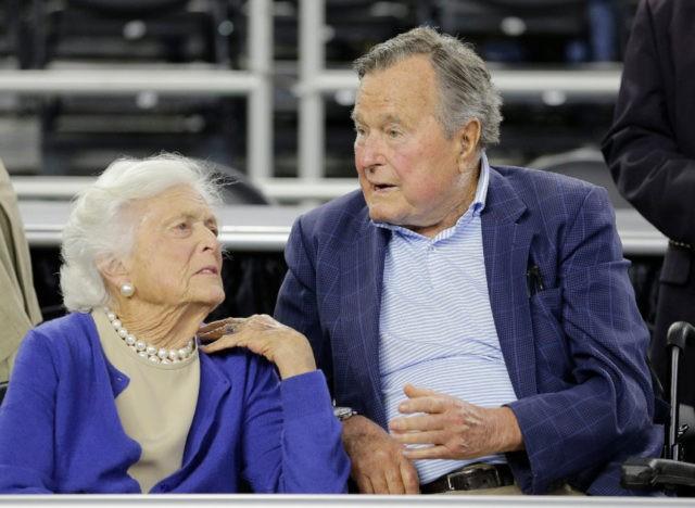 Spokesman: Former first lady Barbara Bush in failing health