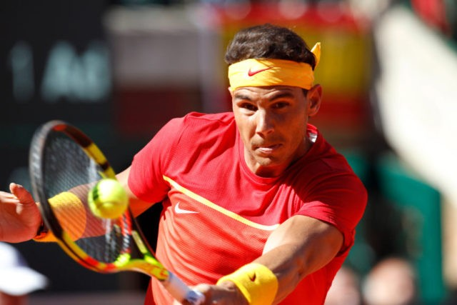Nadal wary of saying he's fully recovered from thigh injury