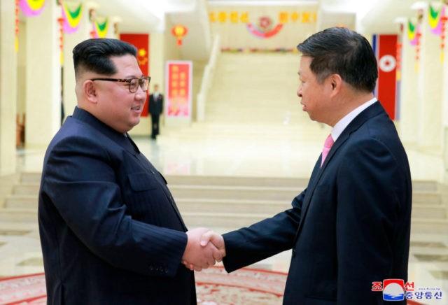 Kim Jong Un, Song Tao