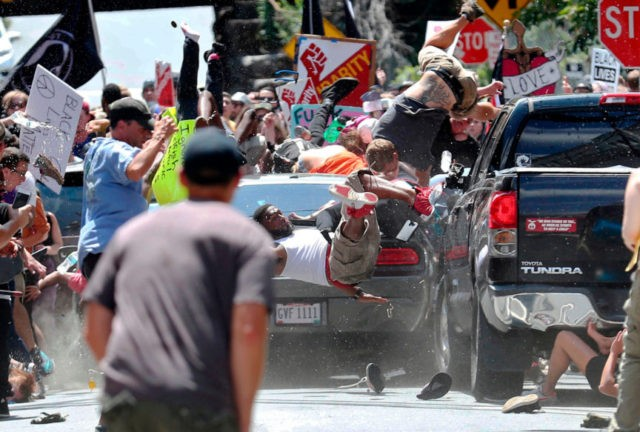 Pulitzer winner captured Charlottesville tragedy on last day
