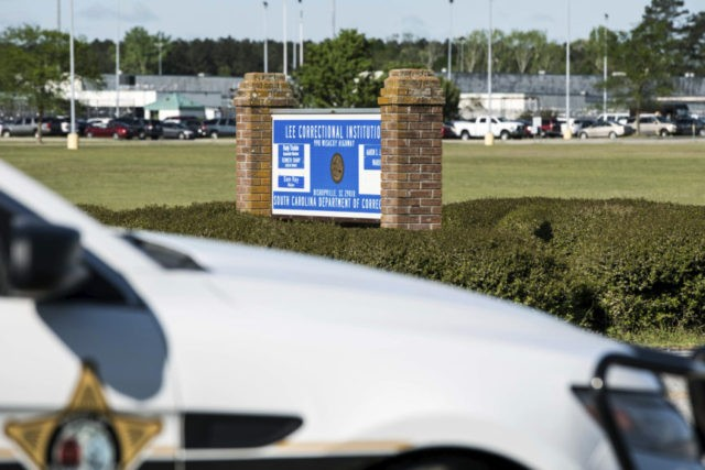 South Carolina inmate: Bodies stacked up during prison riot