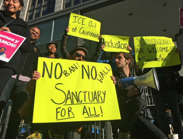 California city approves sanctuary law exemption 4-1