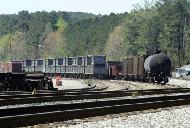 'Poop Train' full of NYC sewage raises stink in Alabama town