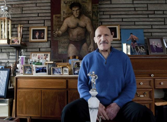 Professional wrestling great Bruno Sammartino dies at 82