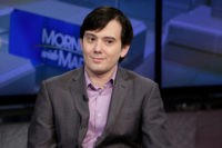 'Pharma Bro' arrives at low-security federal prison